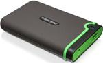 Внешний жесткий диск (HDD)  Transcend  StoreJet Mobile 500 GB