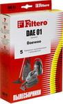 Аксессуар к технике для уборки  Filtero  DAE 01 (5) Standard