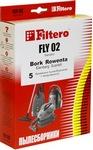Аксессуар к технике для уборки  Filtero  FLY 02 (5) Standard