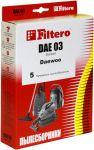 Аксессуар к технике для уборки  Filtero  DAE 03 (5) Standard