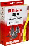 Аксессуар к технике для уборки  Filtero  SIE 01 (5) Standard