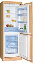 Встраиваемый двухкамерный холодильник  ATLANT  ХМ 4307-000