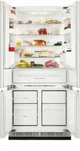 Встраиваемый холодильник Side by Side  Zanussi  ZBB 47460 DA