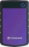 Внешний жесткий диск (HDD)  Transcend  StoreJet 25 H3P 500 GB (TS 500 GSJ 25 H3P)