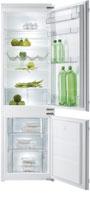 Встраиваемый двухкамерный холодильник  Korting  KSI 17850 CF