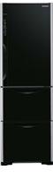 Многокамерный холодильник  Hitachi  R-SG 37 BPU GBK
