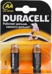 Батарейка, аккумулятор и зарядное устройство  Duracell  LR6-2BL BASIC (40/120/16320)