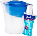 Система фильтрации воды  БАРЬЕР  Твист-синий