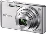 Фотоаппарат  Sony  DSC-W 830 серебристый
