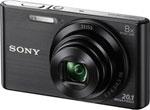 Фотоаппарат  Sony  DSC-W 830 черный