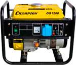 Электрический генератор и электростанция  Champion  GG 1200