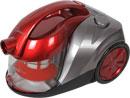 Пылесос  Midea  VCС43 A1 красно-серебристый