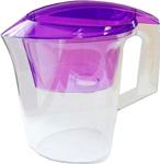 Система фильтрации воды  Гейзер  Аквилон сиреневый 3 л (62042)