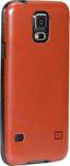 Чехол для мобильных телефонов  Promate  Lanko-S5 коричневый