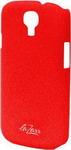 Чехол для мобильных телефонов  LAZARR  Soft Touch для Samsung Galaxy S4 i 9500, пластик, красный