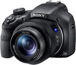 Фотоаппарат  Sony  Cyber-shot DSC-HX 400 черный