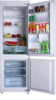Встраиваемый двухкамерный холодильник  Hansa  BK 316.3