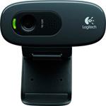 Web-камера для компьютеров  Logitech  Webcam C 270 HD (960-000636)