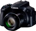 Фотоаппарат  Canon  PowerShot SX 60 HS черный