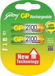 Батарейка, аккумулятор и зарядное устройство  GP  2100 AA
