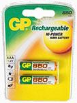 Батарейка, аккумулятор и зарядное устройство  GP  850 AAA