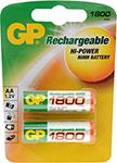 Батарейка, аккумулятор и зарядное устройство  GP  1800_aa