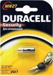 Батарейка, аккумулятор и зарядное устройство  Duracell  MN 27 12 V