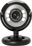 Web-камера для компьютеров  Defender  C-110 0.3 МП 63110