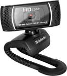 Web-камера для компьютеров  Defender  G-Lens 2597 HD720p 2МП 63197