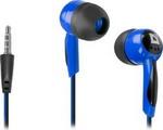Наушники  Defender  Basic 604 черный+голубой 63608