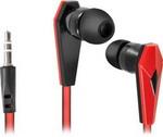 Наушники  Defender  Trendy 704 черный+красный 63704