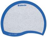 коврик для мыши  Defender  Ergo opti-laser синий 50513