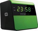 Радиоприемник и радиочасы  Harper  HRCB-7768
