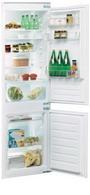 Встраиваемый двухкамерный холодильник  Whirlpool  ART 6600/A+/LH