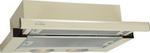 Встраиваемая вытяжка  ELIKOR  Интегра 50П-400-В2Л (КВ II М-400-50-250) крем/крем
