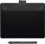 Графический планшет  Wacom  Intuos Comic Black PT S черный (CTH-490 CK-N)