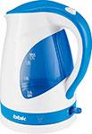 Чайник электрический  BBK  EK 1700 P белый/голубой