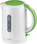 Чайник электрический  BBK  EK 1703 P белый/зеленый
