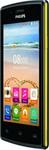Мобильный телефон  Philips  S 307 черный/желтый