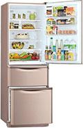 Многокамерный холодильник  Mitsubishi Electric  MR-CR 46 G-PS-R