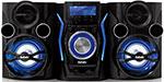Музыкальный центр  BBK  AMS 110 BT черно/темно-синий
