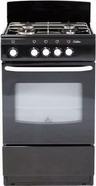 Газовая плита  DeLuxe  5040.38 г (щиток) черный