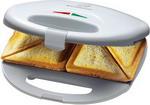 Бутербродница или вафельница  Bomann  ST 5016 CB weiss