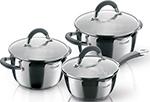 Набор посуды  Rondell  341 RDS Набор RONDELL ( 6пр ) Flamm