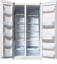 Холодильник Side by Side  Ginzzu  NFK-580 W