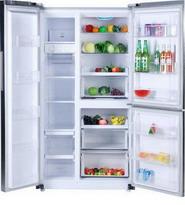 Многокамерный холодильник  Ginzzu  NFK-640 X