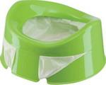 Горшок и сиденье детское  Happy Baby  MINI POTTY 34004 green