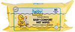 Салфетки детские  Babyline  влажные Комфорт 80 шт.