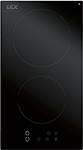 Встраиваемая электрическая варочная панель  Lex  EVH 320 Black