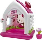 Детский игровой домик  Intex  Hello Kitty 48631 надувной